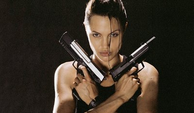 Lara Croft: Tomb Raider DVD review