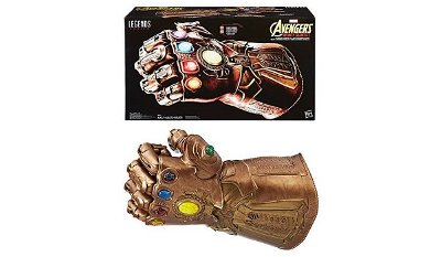 Infinity Gauntlet Articulated Electronic Fist