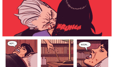 Vampironica #1 comic review