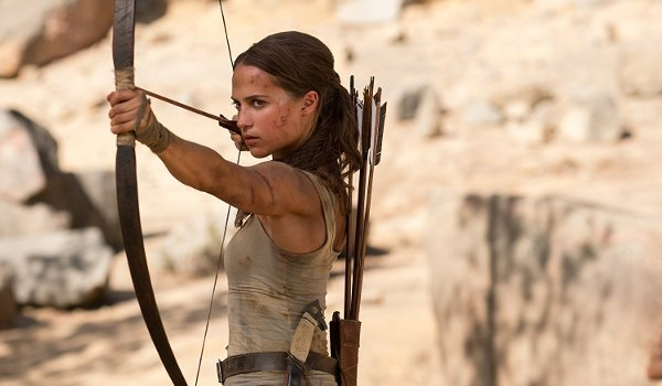 Tomb Raider movie review