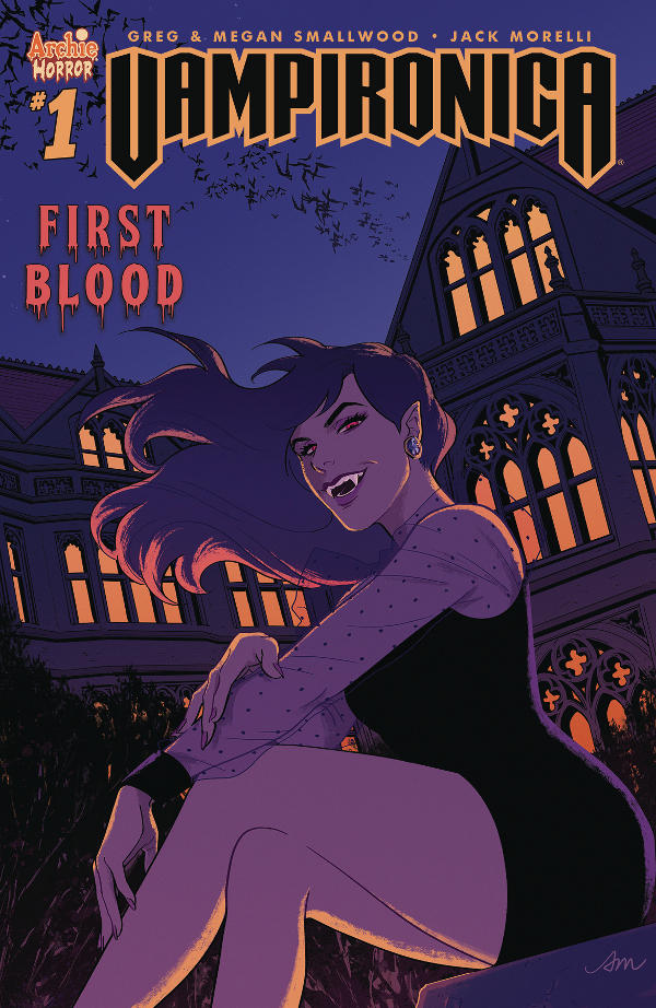 Vampironica #1 comic review