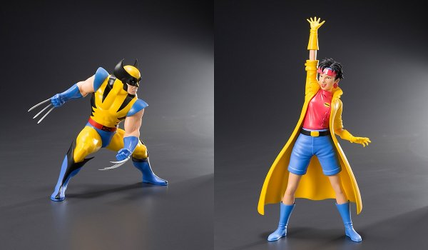 Wolverine & Jubilee ARTFX Two Pack