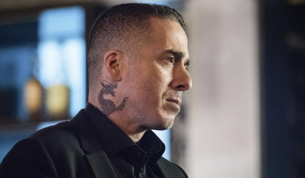 Arrow - The Dragon television review