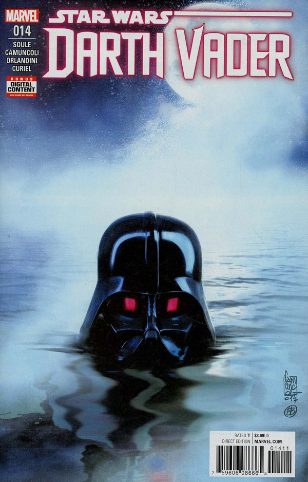 Darth Vader #14 comic review