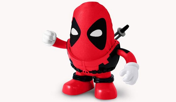 Deadpool Poptaters Mr. Potato Head