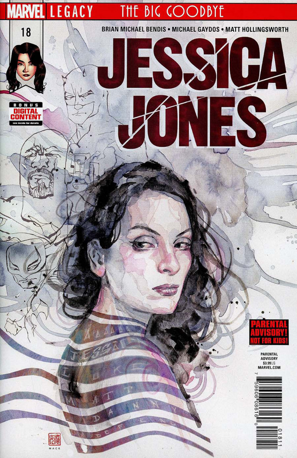 Jessica Jones #18 comic review