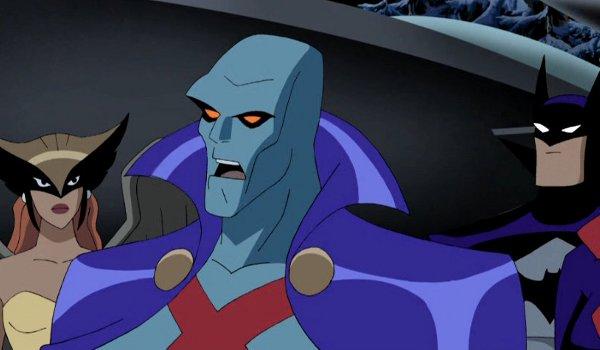 Justice League - Secret Origins television review