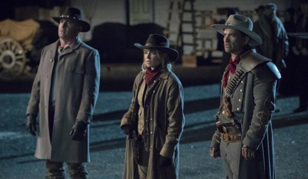 Legends of Tomorrow - The Good, The Bad and The Cuddly TV review