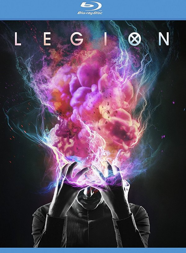 Legion - The Complete First Season Blu-ray review