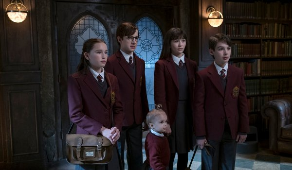 A Series of Unfortunate Events - The Austere Academy TV review