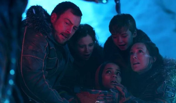 Lost in Space - Impact television review