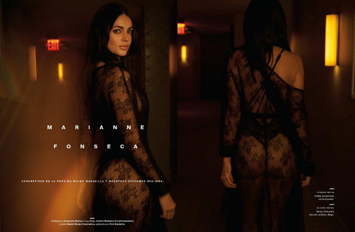 Marianne Fonseca - Maxim Mexico (April 2018)