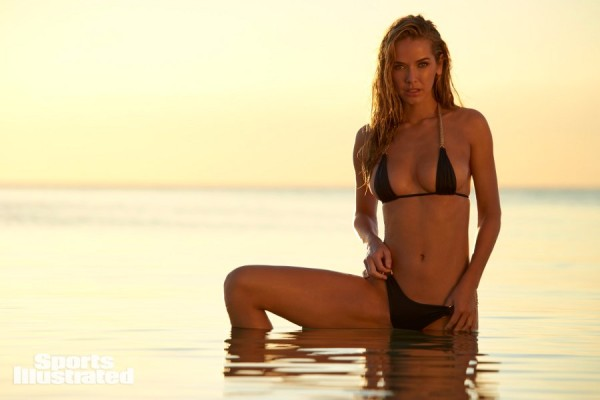 Sports Illustrated 2018 Swimsuit Model Olivia Jordan