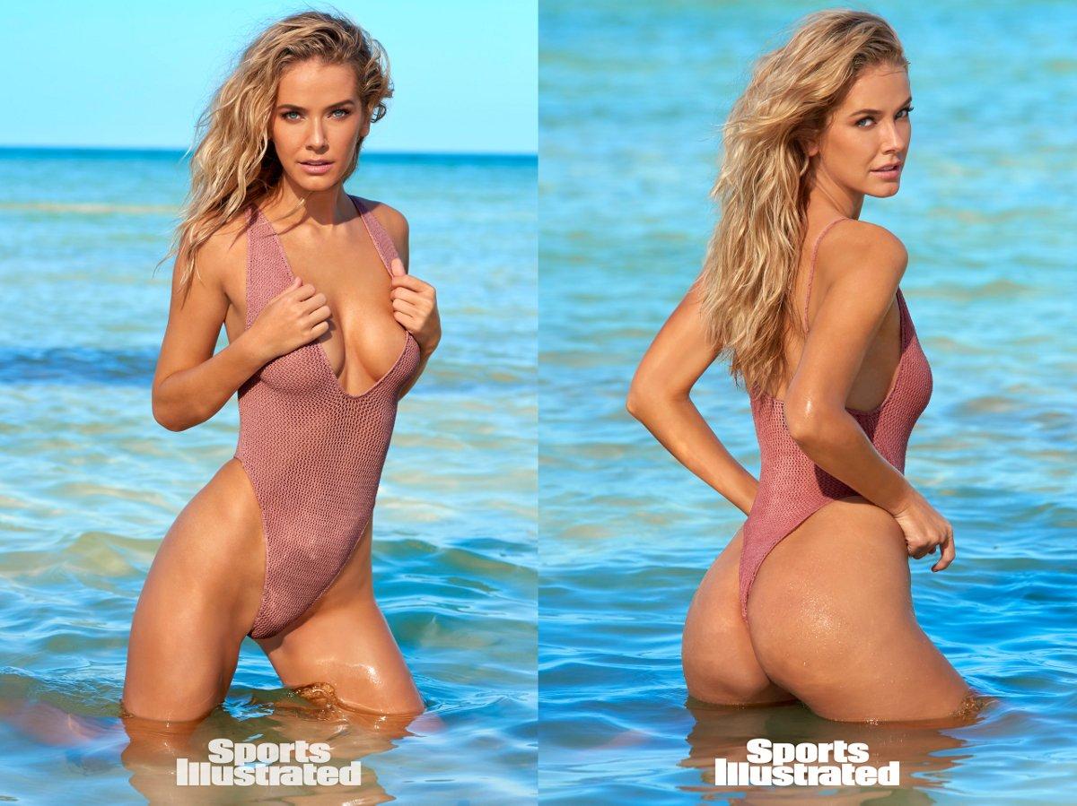 Sports Illustrated 2018 Swimsuit Model Olivia Jordan