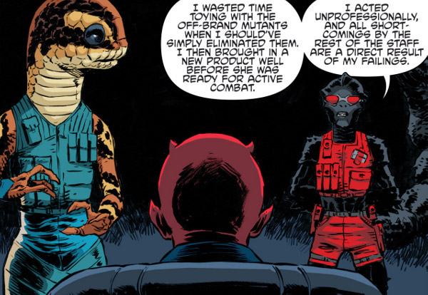 Teenage Mutant Ninja Turtles Universe #20 comic review