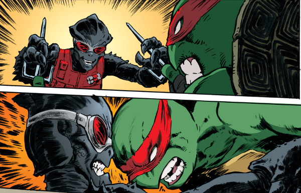 Teenage Mutant Ninja Turtles Universe #20 comic review
