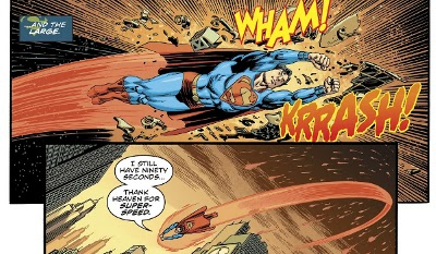 Action Comics #1000 comic review