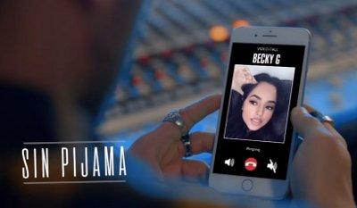 Becky G & Natti Natasha – Sin Pijama music video