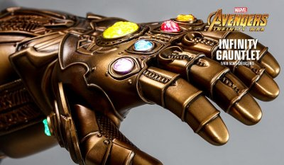 Infinity Gauntlet 1/4 Scale Collectible
