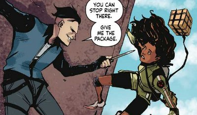 Skyward #1 comic review