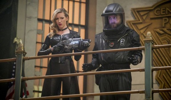 The Flash - Fury Rogue television review