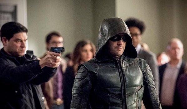 Arrow - Docket No. 11-19-41-73 television review