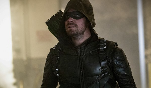 Arrow - Life Sentence television review