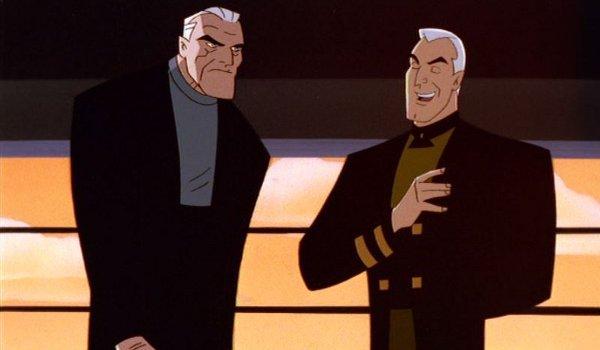 Batman Beyond - Black Out television review