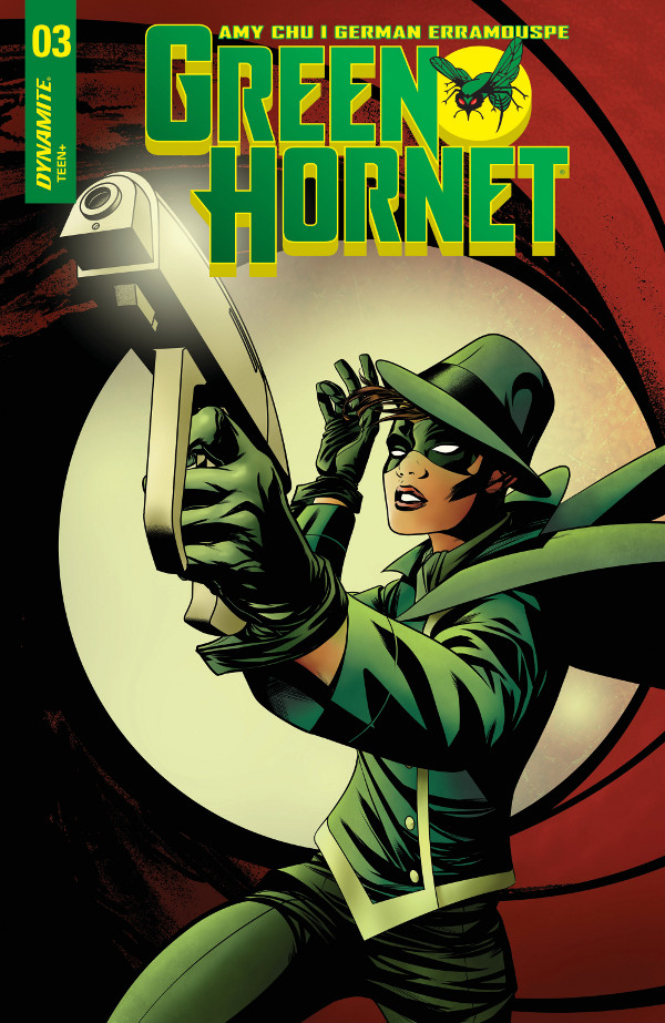 Green Hornet #3 comic review