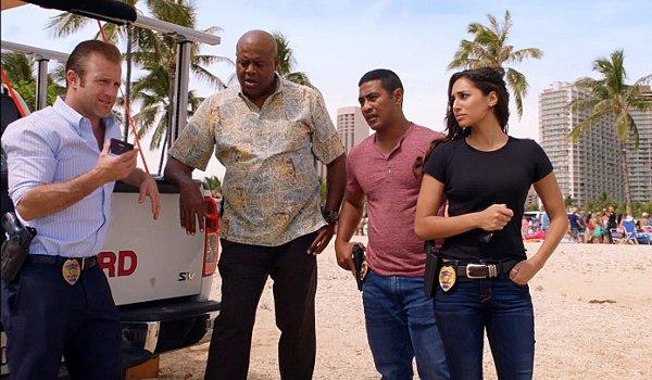 Hawaii Five-0 - Waiho wale kahiko television review