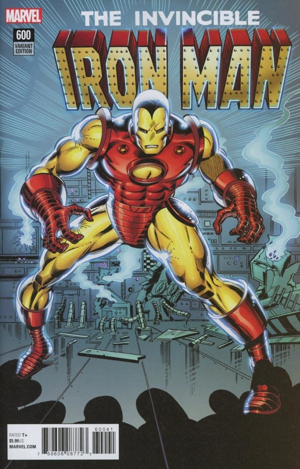 Iron Man #600 comic review