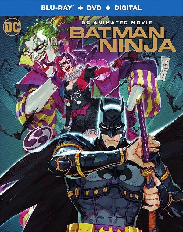 Batman Ninja Blu-ray review