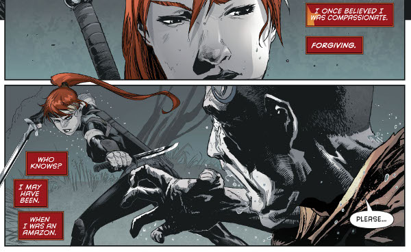 Red Hood and the Outlaws #22 comic review