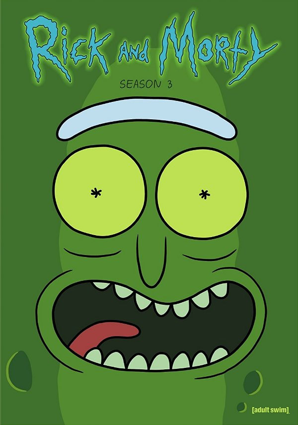 Rick and Morty - The Complete Third Season