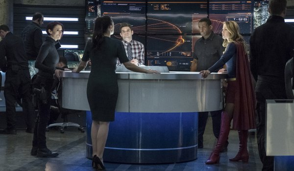 Supergirl - Trinity television review