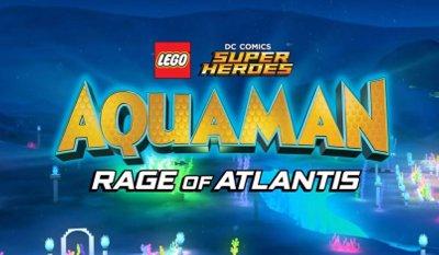 Aquaman – Rage of Atlantis trailer