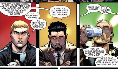 Avengers #1 comic review