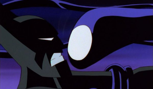 Batman Beyond – Black Out television review
