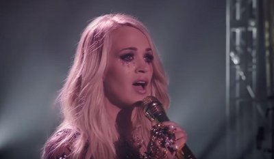 Carrie Underwood – Cry Pretty music video