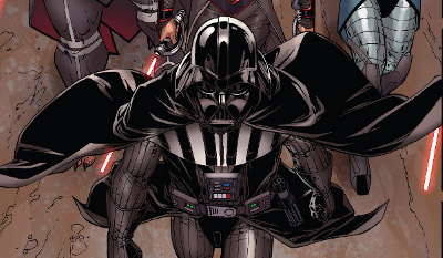 Darth Vader #16 comic review