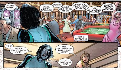 Domino #2 comic review
