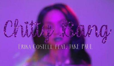 Erika Costell – Chitty Bang (feat. Jake Paul) music video