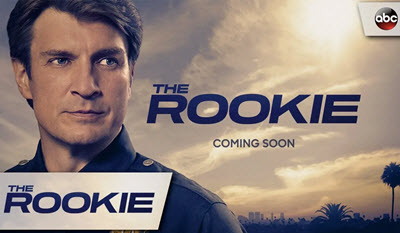 The Rookie trailer