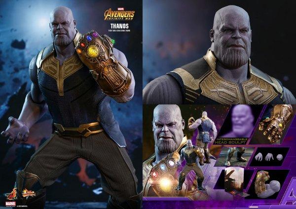 Thanos Sixth Scale Figure