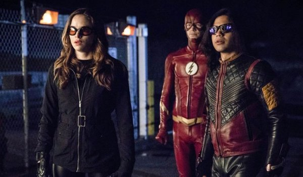 The Flash - Think Fast television review