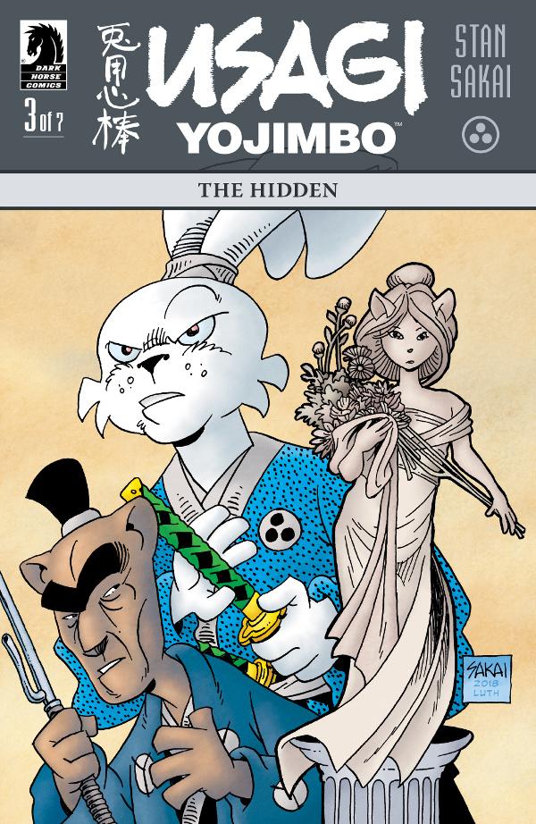 Usagi Yojimbo: The Hidden #3 comic review