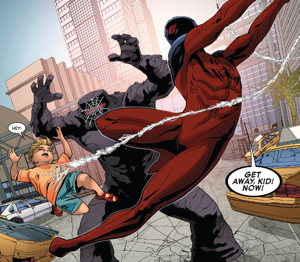 Ben Reilly: Scarlet Spider #20 comic review