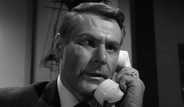 Danger Man - The Lonely Chair television review
