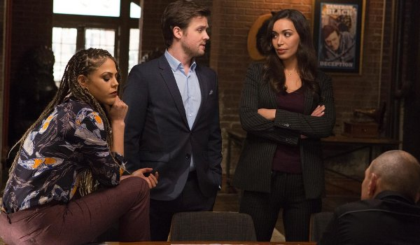 Deception - Transposition television review