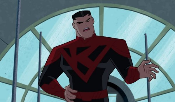 Justice League Action - Keeping up with the Kryptonians TV review